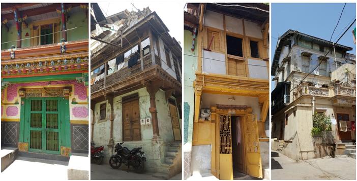 Pandya Haveli,Shelat House