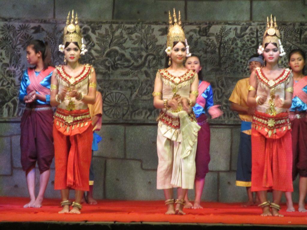 Khmer dance