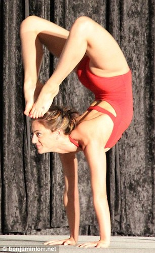 The Yoga Asana Championships in the United States is exemplary of copetitive yoga.