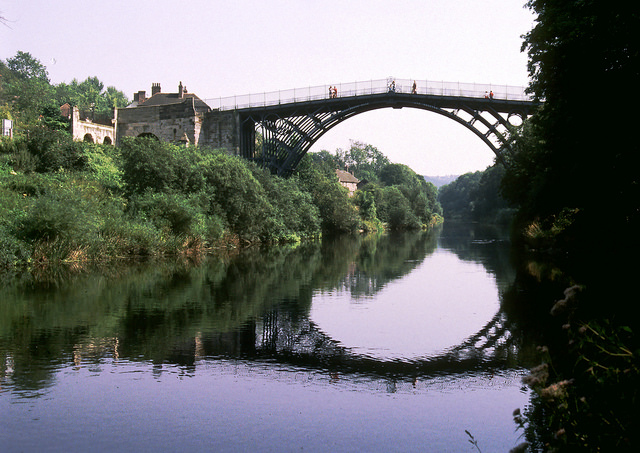 Ironbridge Gorge Picture Courtesy: Clive Richardson