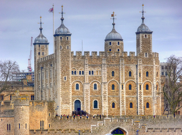 The Tower Of London Picture Courtesy: Ian from Flickr