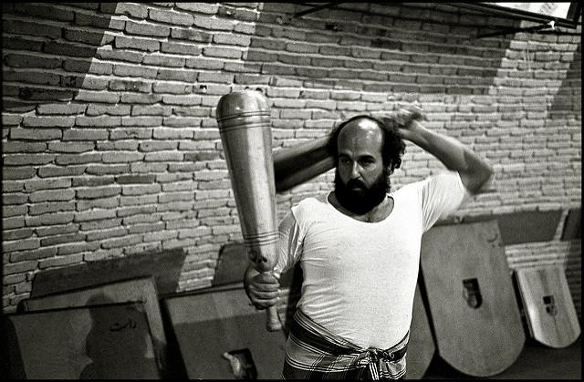 Pahlavani Varzesh-e_Pahlavani, Yazd, Iran. Picture Courtesy: quixotic54 from Flickr