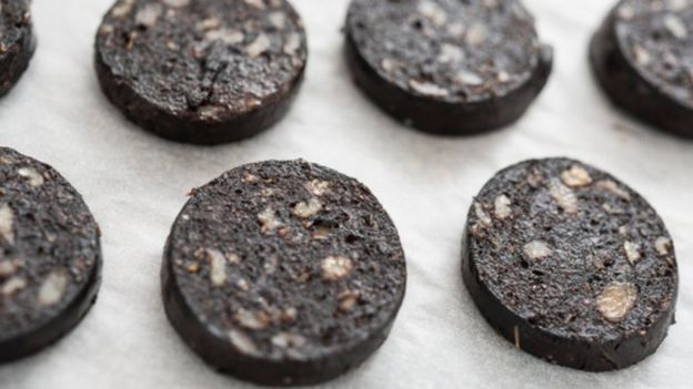 Black Pudding Picture Courtesy; bbc.co.uk