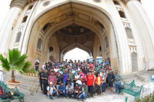 #makeheritagefun at Charminar