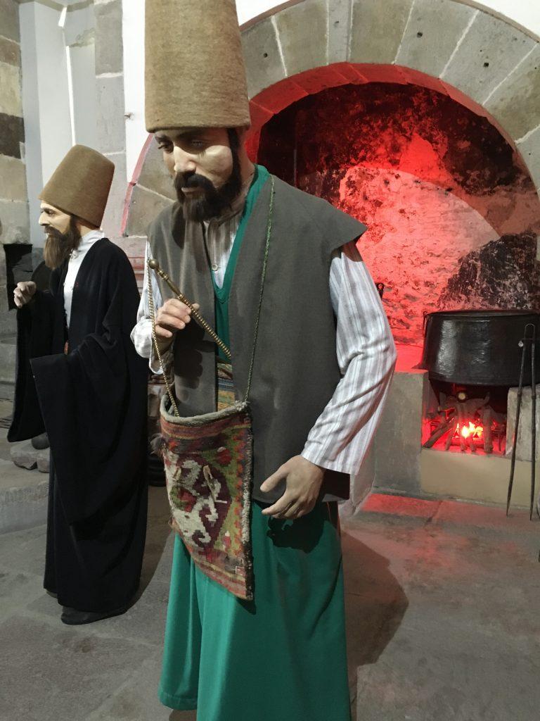 Mevlana Jallaluddin Balkhi Romis tomb