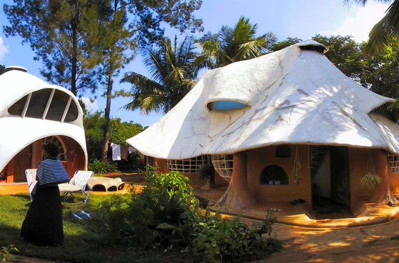 Auroville roofing