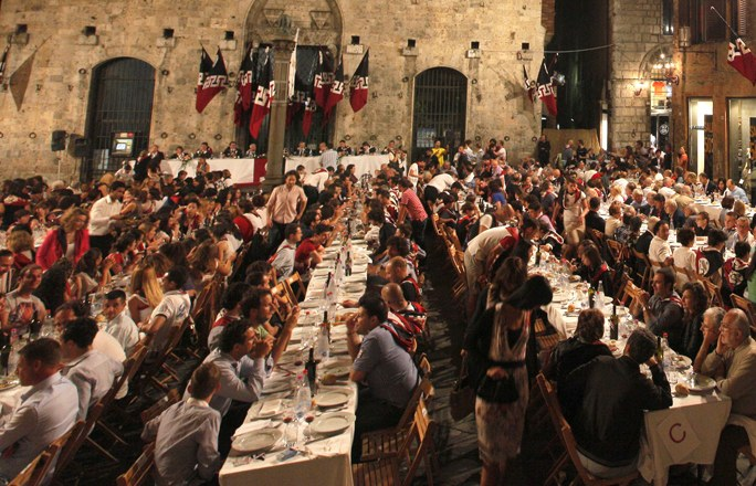 Country fairs in Italy: a triumph of traditions. Photo credit: italymagazine