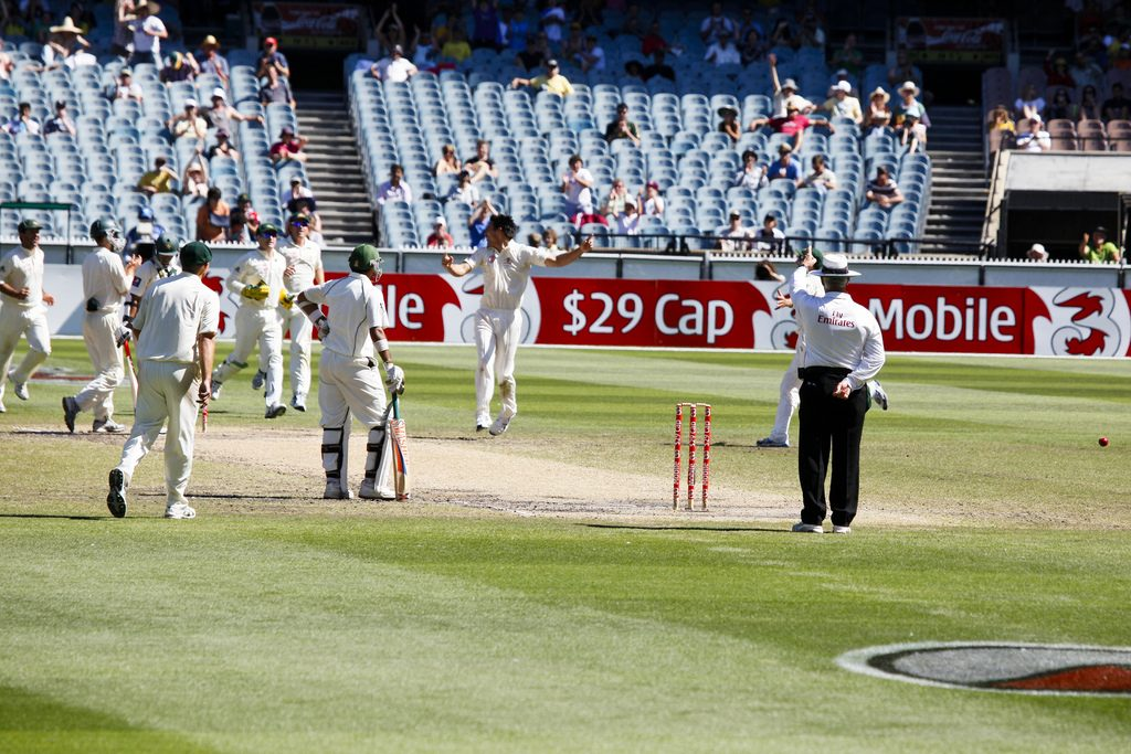 Boxing Day Test 2009 at the MCG