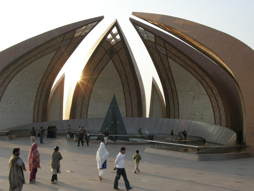 Pakistan Monument Shakarpuryan Islamabad Source: Farhan Chawla / Flickr
