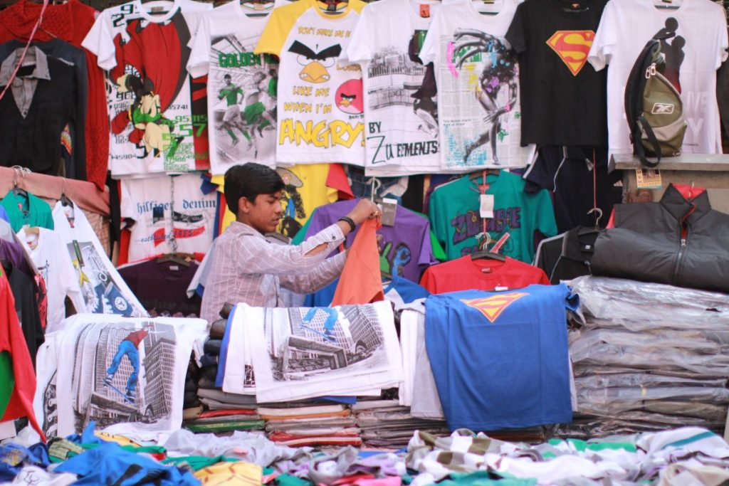 For decades, Jampath has been popular among tourists for its variety of goods and competitive prices.