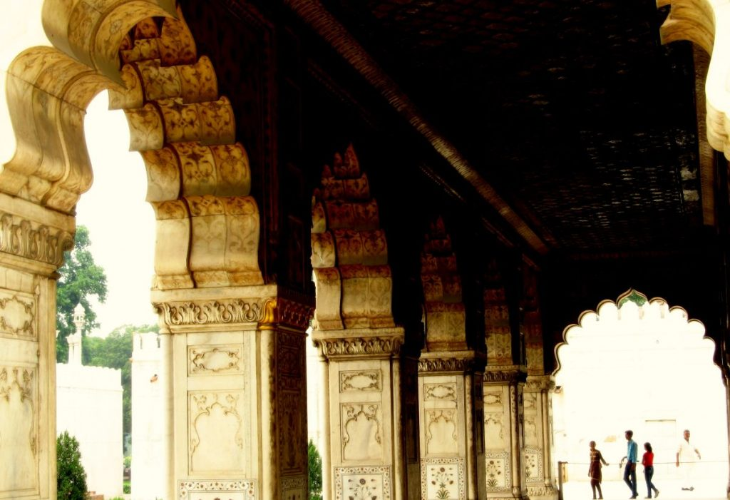 The Diwan-i-Khaas. The hall was used for private audience to selected courtiers and visitors. Photo credit: Soham Banerjee/Flickr
