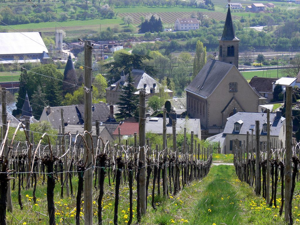 Schengen Village in Luxembourg Source: Marcin Morco from Flickr