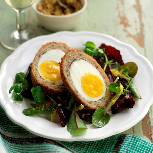 Scotch Egg Photo Courtesy: Wootton King from Flickr