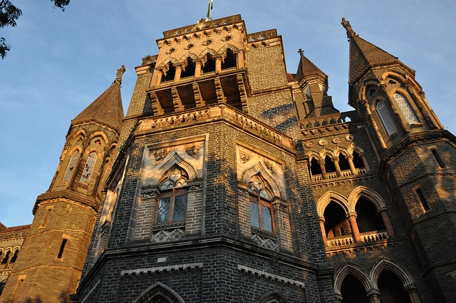 An evening view of the Churchgate in Mumbai. Photo credit: Kara Newhouse/Flickr