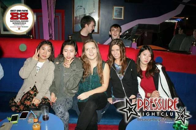 Aberystwyth night clubs