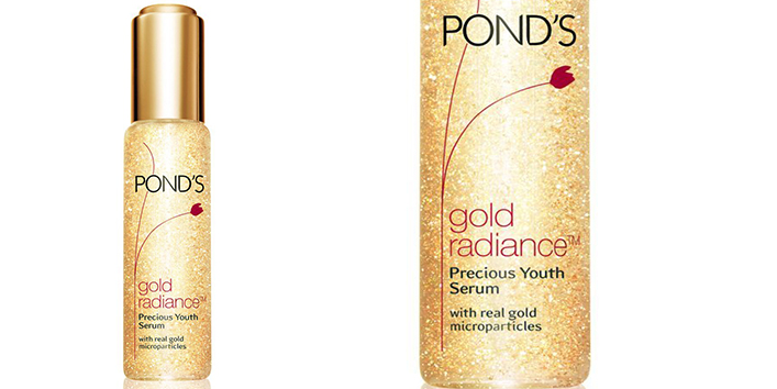 Ponds Gold Radiance Precious Youth Serum