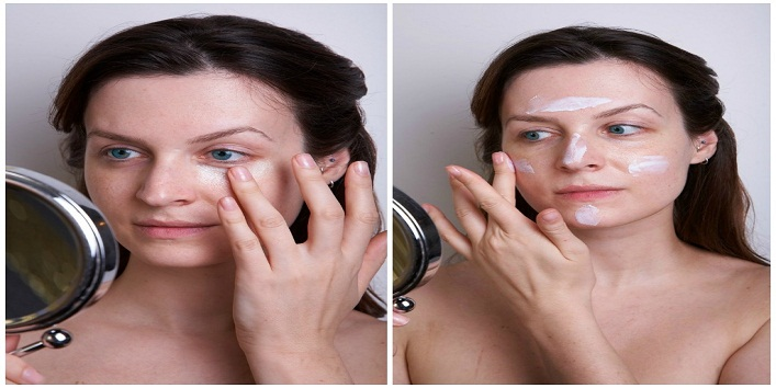 How to make face primers for various skin types5