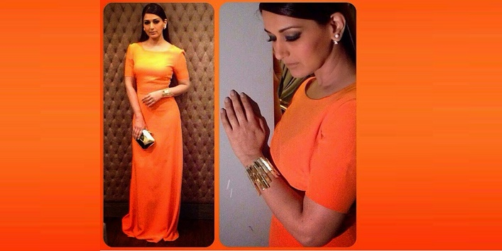 Sonali kriti and other bollywood actresses look gorgeous in this gown1