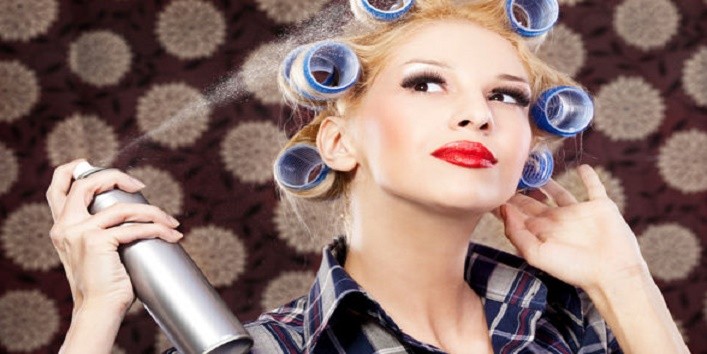 How to get rid of  smelly hair1