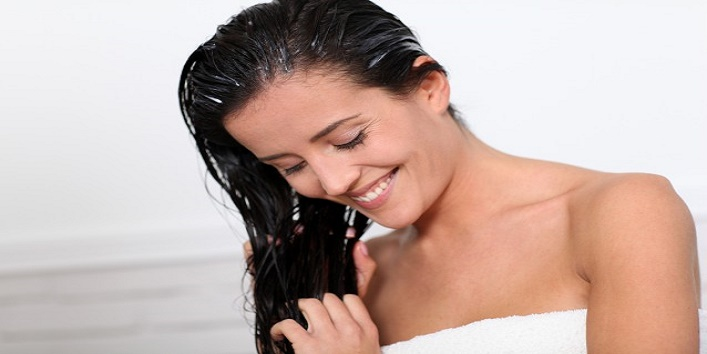How to get rid of  smelly hair5