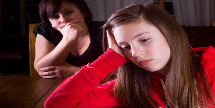 Reasons behind the little tiffs between mother and daughter into