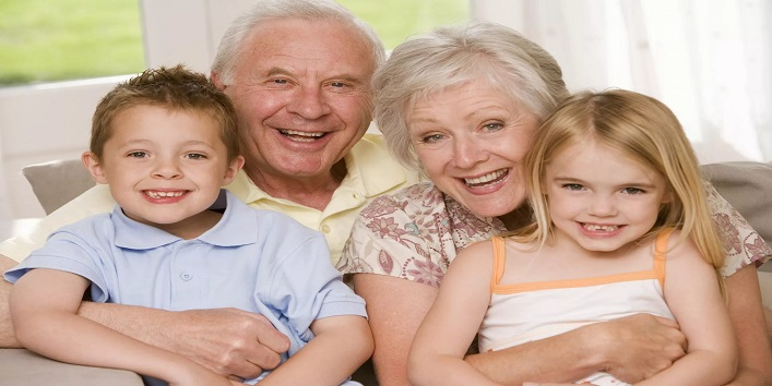 Your child also learns the importance of grandparents