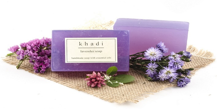 Use Lavender soap