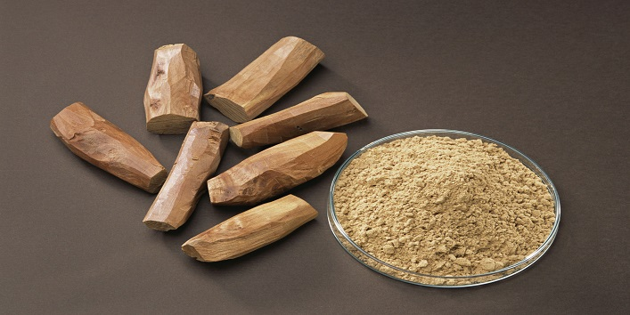 Sandalwood Powder Face Mask