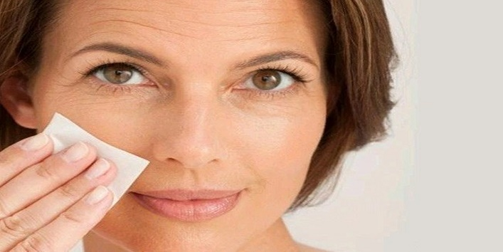 Clean up with blotting paper