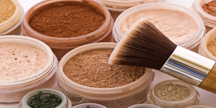 Choose mineral makeup
