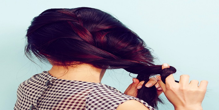 Braid Your Hair A Night Before For Perfect Natural Curls The Next Morning