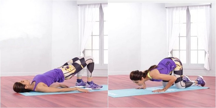 Fitness Queen, Shilpa Shetty's Must Watch Video 1