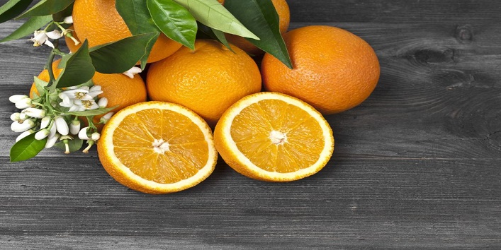 Eat Oranges to prevent common cold