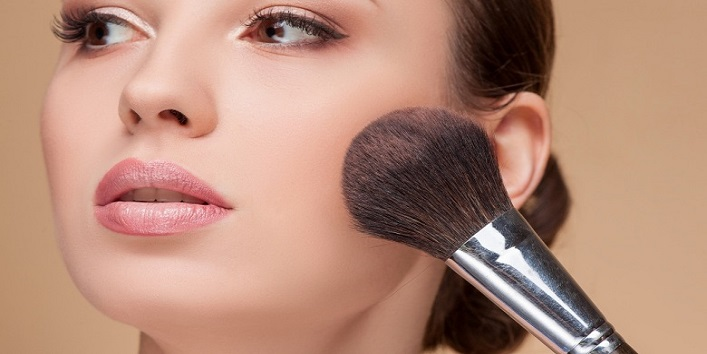 For face makeup