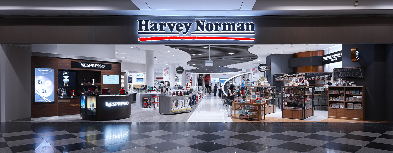 harvey norman introduction This report sets out a detailed ratio analysis of the financial statements of myer holdings ltd and harvey norman holdings ltd by comparing the ratios of.