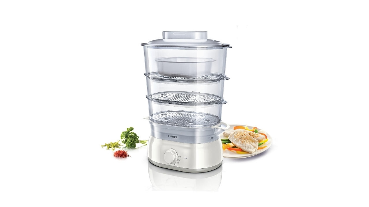 Philips Daily Collection Food Steamer Harvey Norman