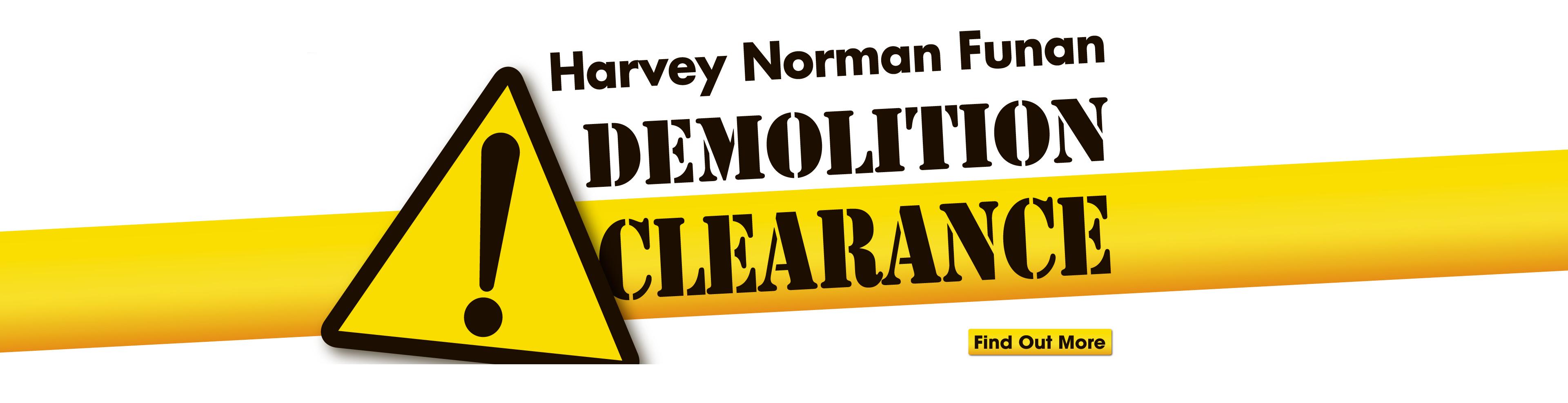 Funan Demolition Clearance
