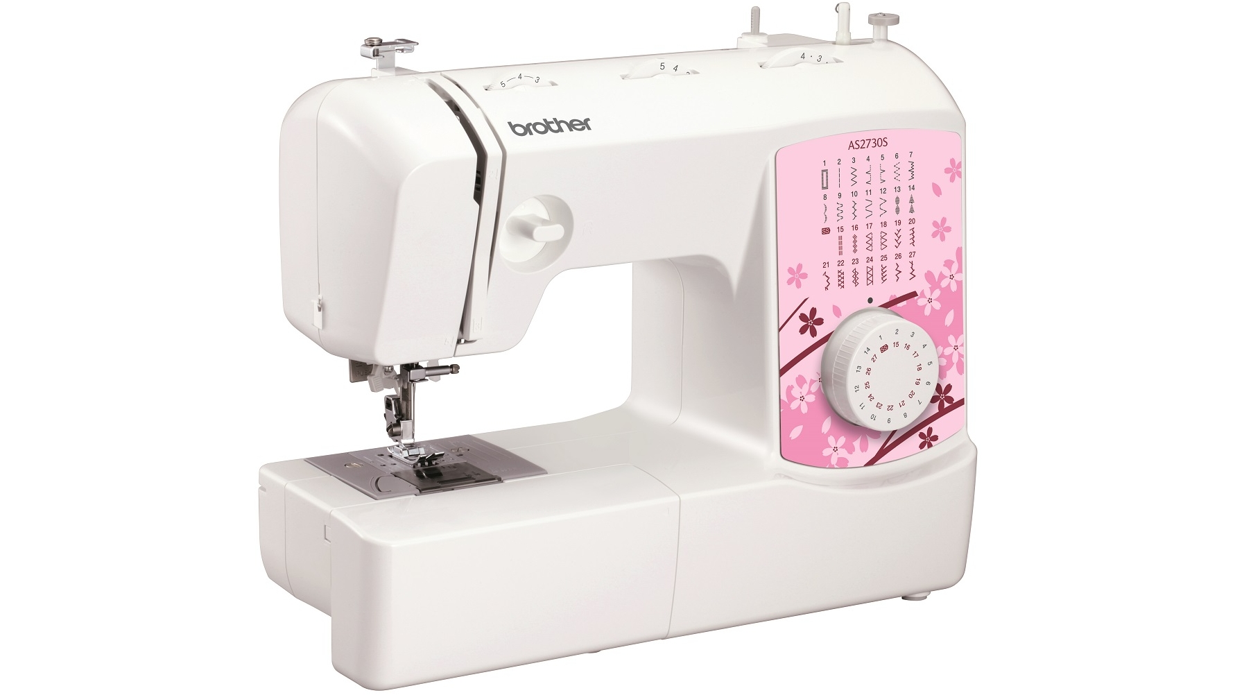 Brother stitch portable free arm sewing machine