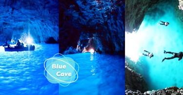 極致美景加幾分神秘!世界兩大罕有藍色洞穴,一生人一定要去睇一次!