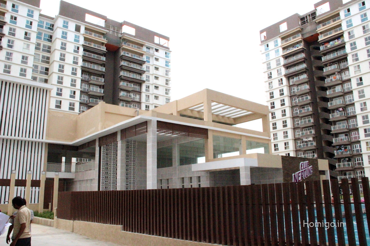 3 BHK furnished & semi-furnished Flat for rent in SJR Watermark, Sarjapur, Bangalore | Homigo