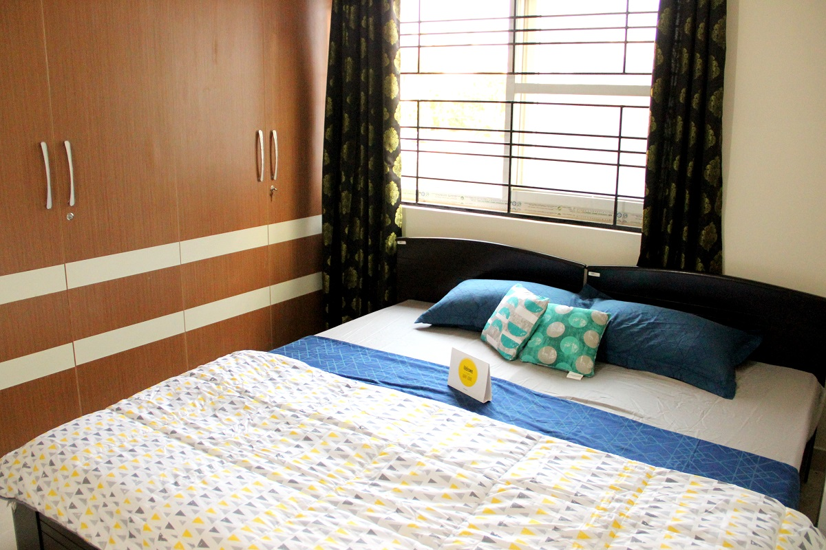 2 BHK furnished & semi-furnished Flat for rent in Homigo Palatino, Domlur, Bangalore | Homigo