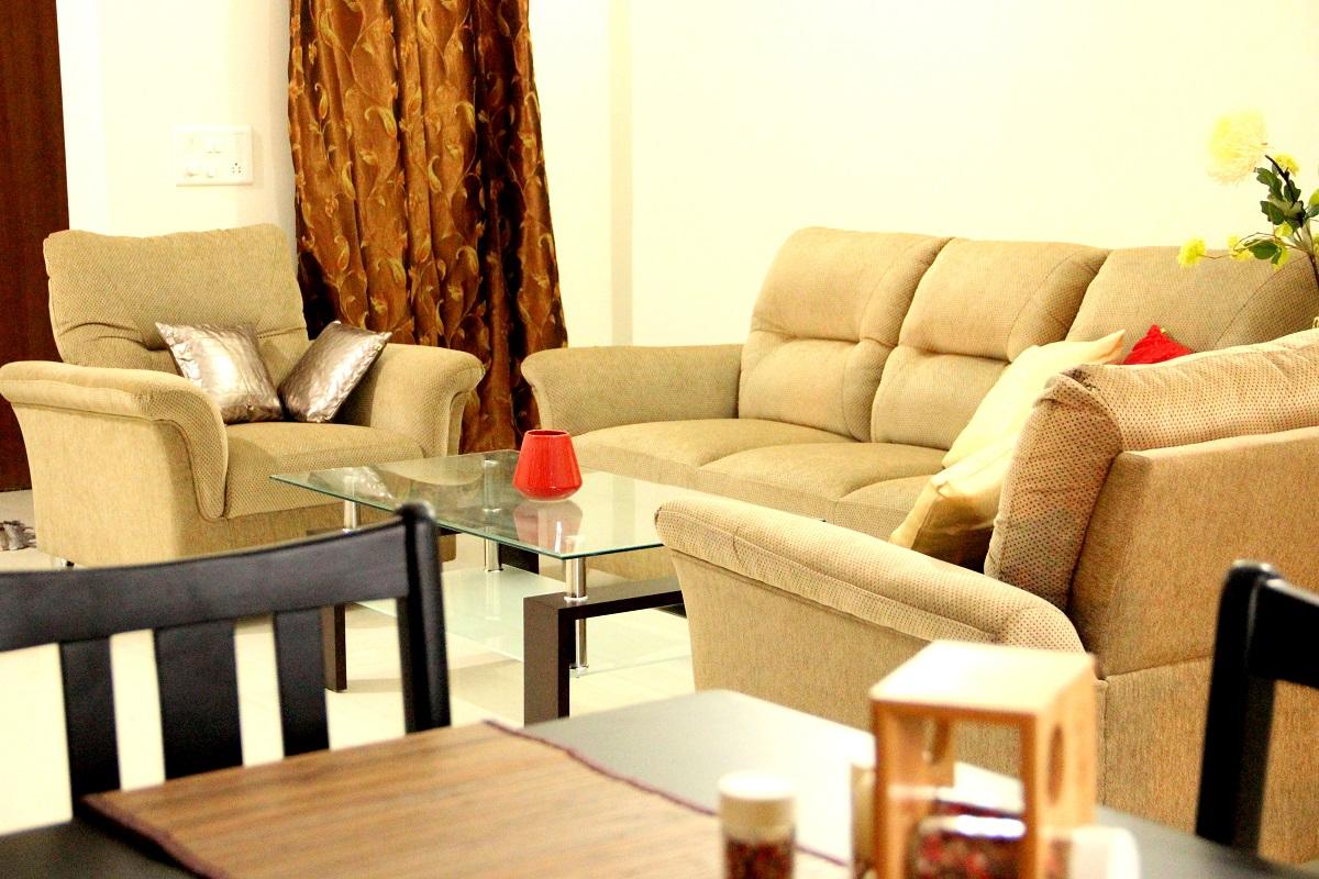 2 BHK Flat for rent in Homigo Palatino, Domlur, Bangalore | Homigo