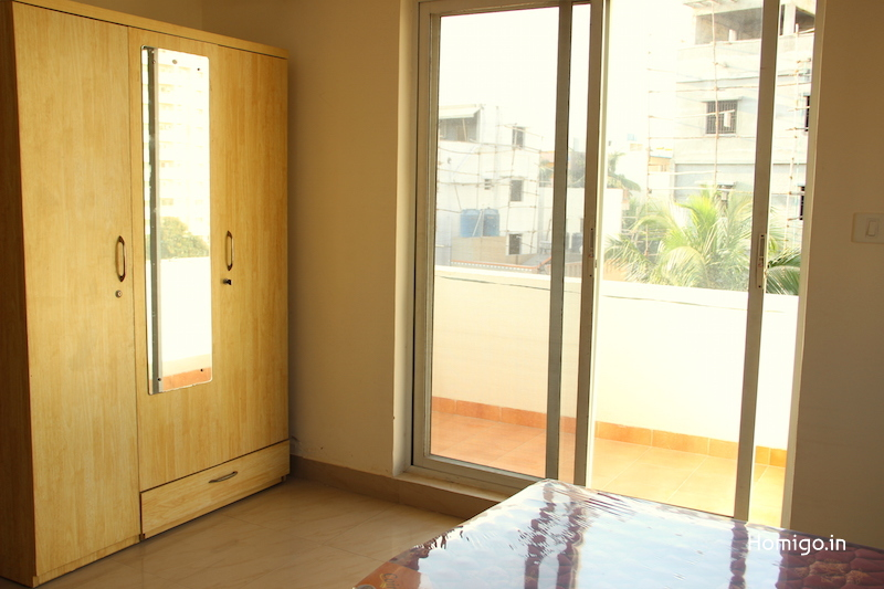 3 BHK furnished & semi-furnished Flat for rent in SJR Spencer, Marathahalli, Bangalore | Homigo