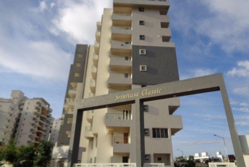 3 BHK Flat for rent in Srinivasa Classic, Sarjapur Road, Bangalore | Homigo