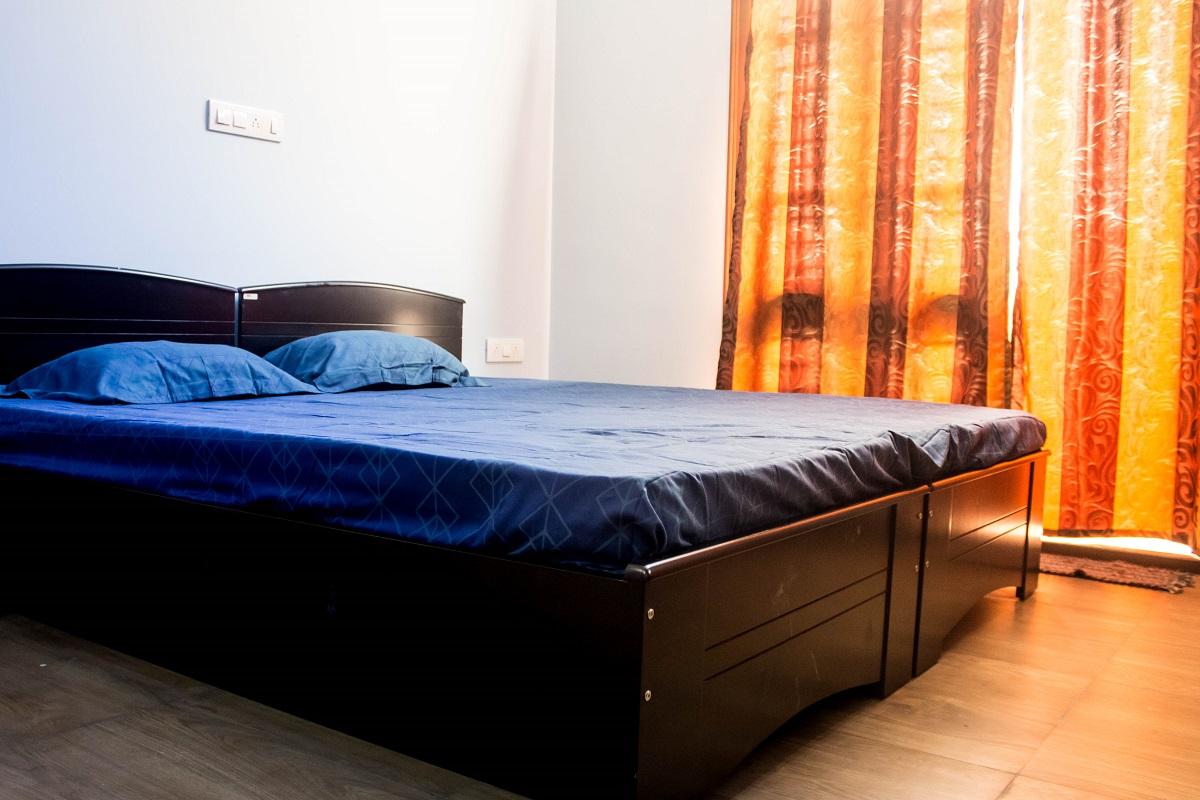 2 BHK Flat for rent in Homigo Optima, Old Airport Road, Bangalore | Homigo