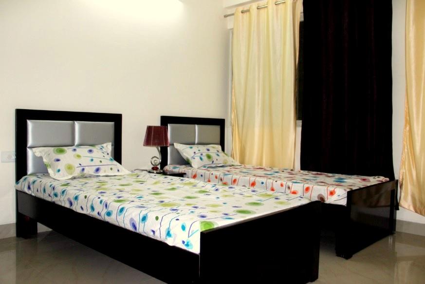 3 BHK Flat for rent in Esteem Enclave, Bannerghatta, Bangalore | Homigo