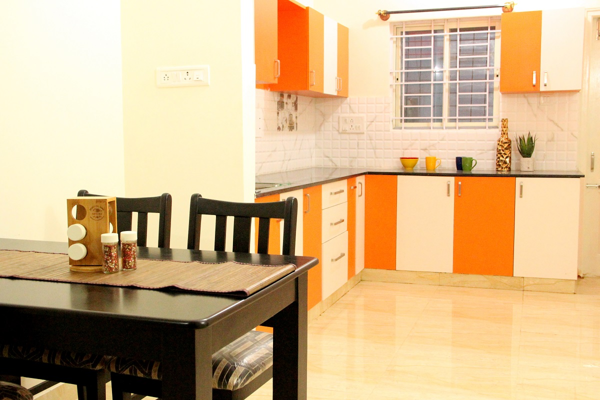 2 BHK furnished & semi-furnished Penthouse for rent in Homigo Caslon, Bellandur, Bangalore | Homigo
