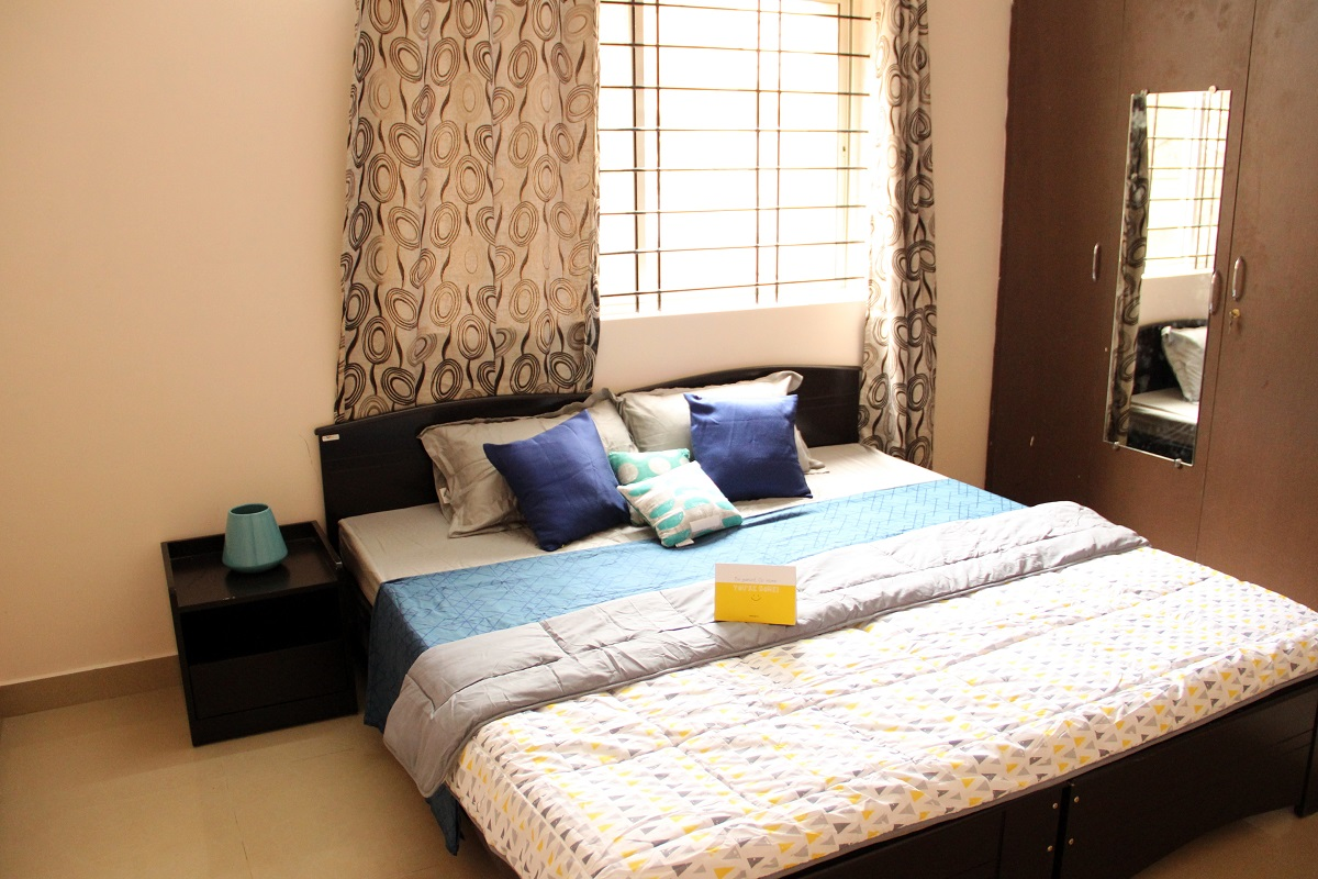 2 BHK furnished & semi-furnished Flat for rent in Homigo Lucida, Teachers' Colony, Bangalore | Homigo