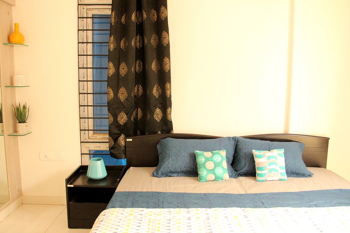 2 BHK furnished & semi-furnished Flat for rent in Homigo Calisto, Old Airport Road, Bangalore | Homigo