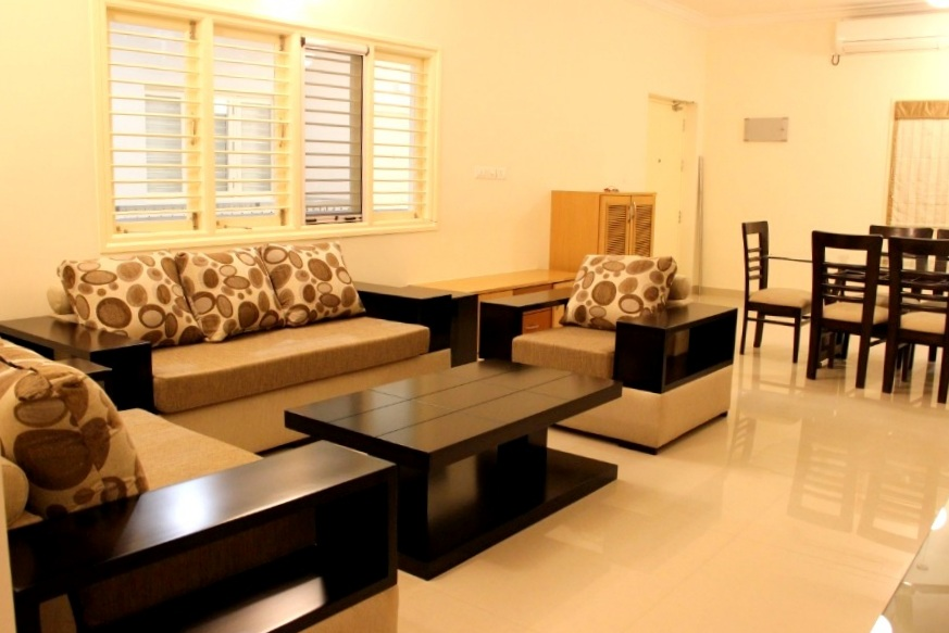 3 BHK Flat for rent in Homigo Marion, HSR Layout, Bangalore | Homigo